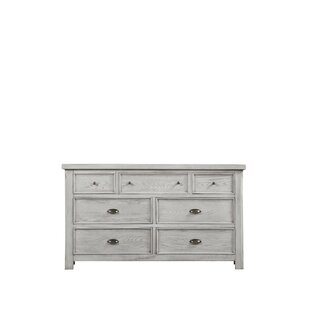 Scheller 7 Double Drawer Dresser