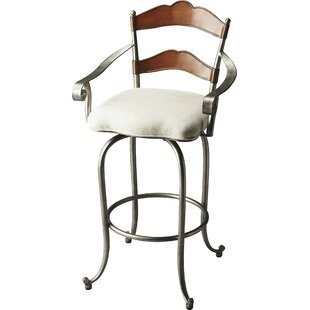 Brouwer Bar Stool by Darby Home Co
