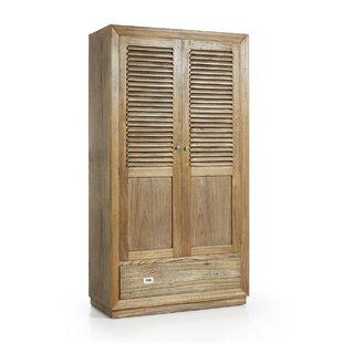 Waldon 2 Door Wardrobe By Bloomsbury Market