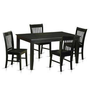 Araminta 5 Piece Dining Set