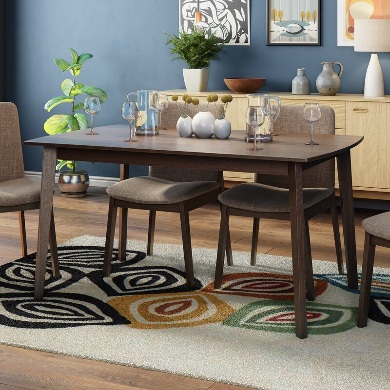 Scanmod Design Essgruppe Tahquitz Mit Ausziehbarem Tisch Und 6