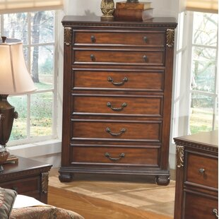 Rosia 5 Drawer Chest