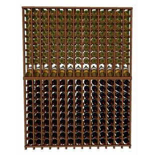 Premium Cellar Series 260 Bottle Floor Wine Rack By Wineracks.com
