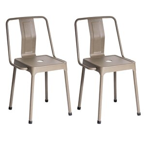 Aretha Side Chair (Set of 2) by Mercury Row