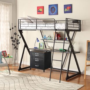Jerold Loft Bed by