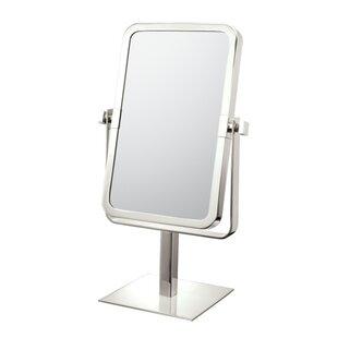 Mirror Image Mirror Image Rectangular Vanity Mirror
