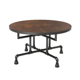 Williston Forge Dudek Industrial Coffee Table