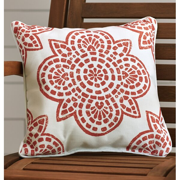 Burnt Orange Throw Pillows | Wayfair