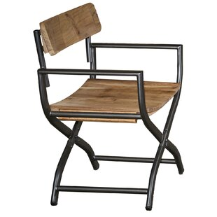 Union Rustic Penrod Solid Wood Dining Chair