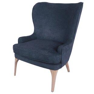 Engelman Wingback Chair by Brayden Studio