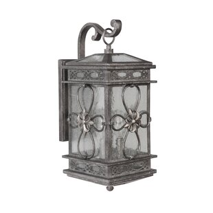 Coupon Caddy 3-Light Outdoor Wall Lantern By August Grove
