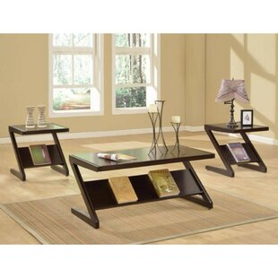 Timberville 3 Piece Coffee Table Set