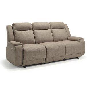 Latitude Run Shanae Reclining Sofa
