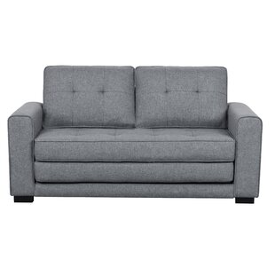 Duke Loveseat Bed Wrought Studio