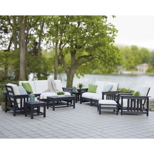 Mission 8-Piece Deep Seating Group by POLYWOOD?