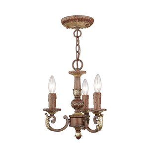 Compare & Buy Scottdale Verona 3-Light Candle Style Chandelier By Astoria Grand