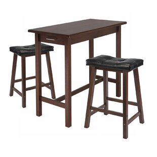 3 Piece Dining Set Winsome