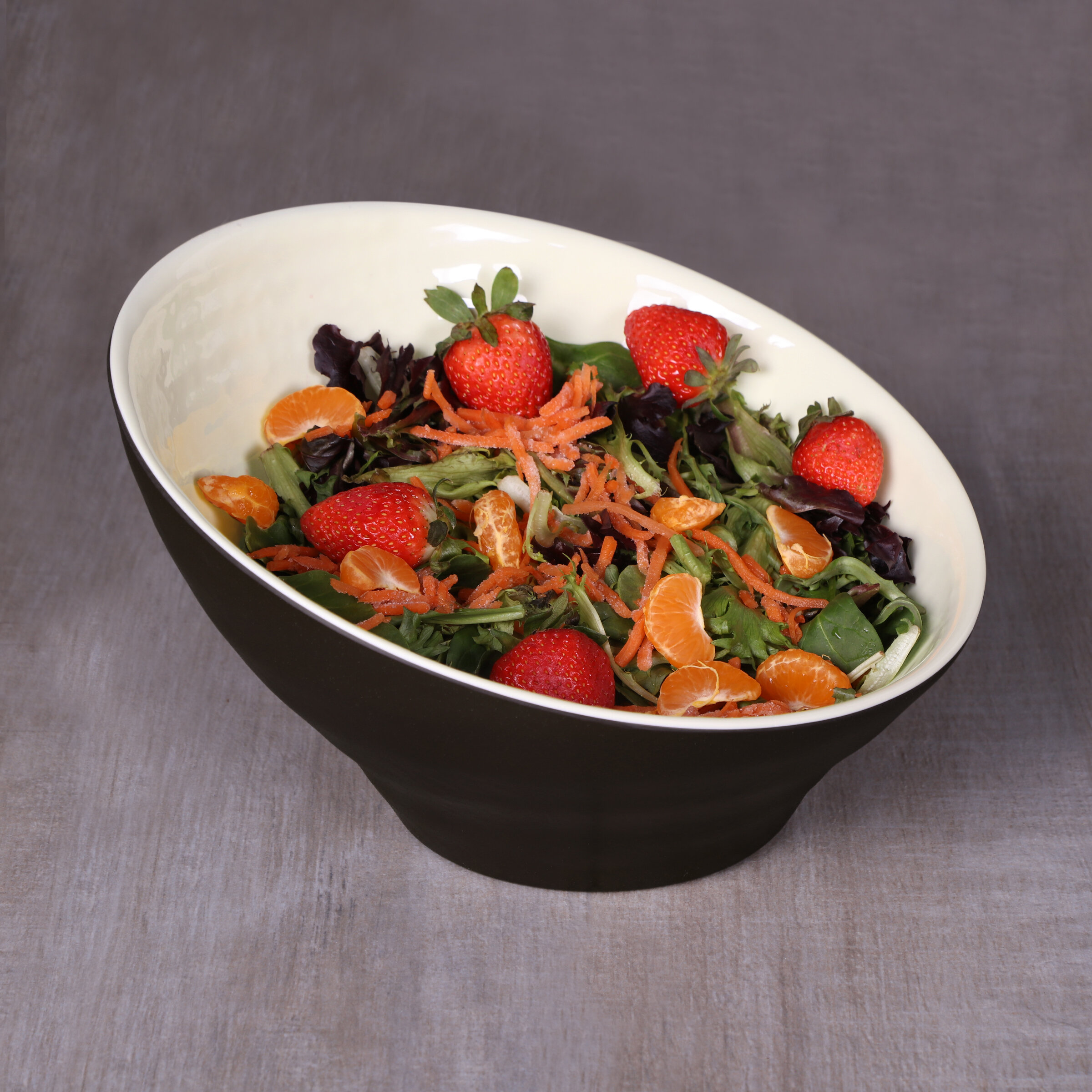 Elite Global Solutions Durango Melamine 50 Fl Oz Salad Bowl Wayfair