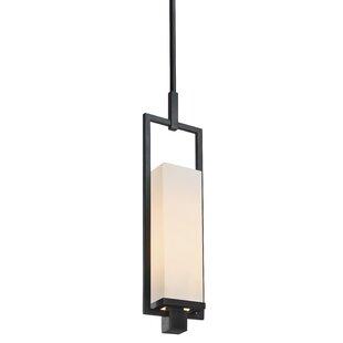 Extra long pendant light wayfair metro 1 light long pendant aloadofball Choice Image