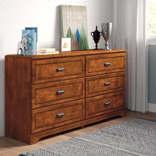 Find the perfect Myrna 6 Drawer Double Dresser by Viv + Rae Reviews (2019) & Buyer's Guide