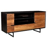 Sutherland Solid Wood TV Stand for TVs up to 78 by 17 Stories
