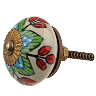 Handpainted Round Knob (Set of 10)