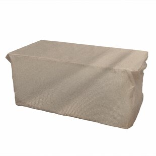 Budge Industries English Garden Outdoor Ottoman Cover