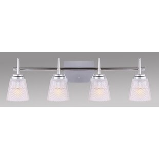Price comparison Kesler 4-Light Vanity Light By Mercer41