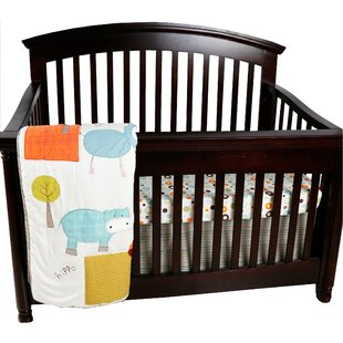 Affordable Price Clendon 3 Piece Crib Bedding Set ByHarriet Bee