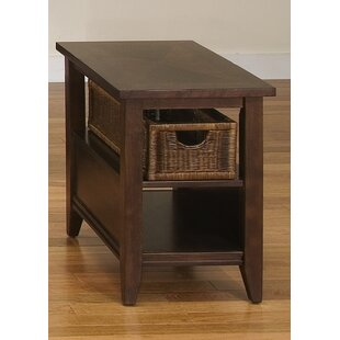 Darby Home Co Lipsky Basket End Table