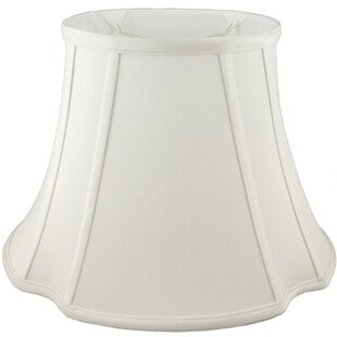 13.5 Faux Silk Bell Lamp Shade