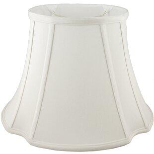 13.5 Faux Silk Bell Lamp Shade