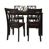 Krishan 5 Piece Dining Set