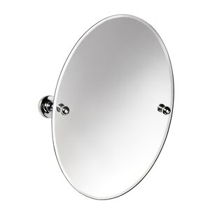 Coupon Arthurs Flexi-Fix Bathroom/Vanity Mirror By Ivy Bronx