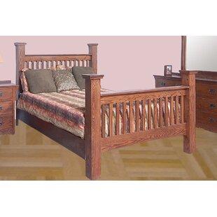 Aske Queen Panel Bed
