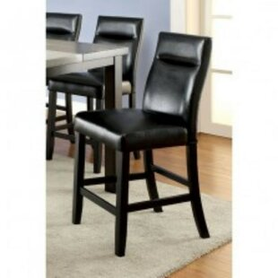 Maribel 25.5 Bar Stool (Set of 2) Red Barrel Studio