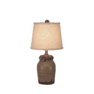 Hagler Honey Jar 18 Table Lamp