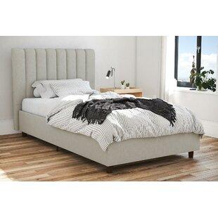 Novogratz Brittany Upholstered Platform Bed