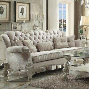 Excellent Smithton Vintage Button Tufted Sofa Alphanode Cool Chair Designs And Ideas Alphanodeonline