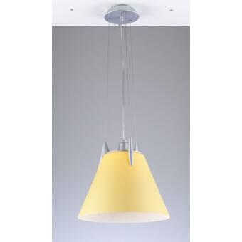 Winston Porter Blaise 1 Light Single Cone Pendant Wayfair