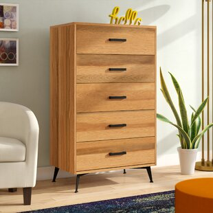 Hill 5 Drawer Lingrie Chest by Langley Street