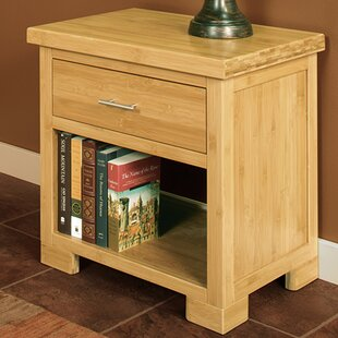 Millwood Pines Acosta 1 Drawer Nightstand