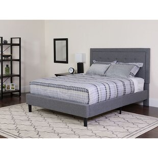 Adkins Twin Platform Bed by Mack & Milo Reviews