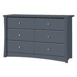 cheap for discount 9dbf6 8e356 Light Grey Dresser | Wayfair