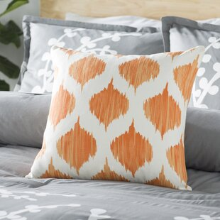 Tona Cotton Throw Pillow