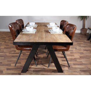 Jasper Dining Set With 4 Chairs