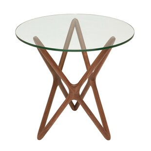 Gibbs Star End Table by Brayden Studio