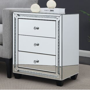 Masham End Table with Storage by Everly Quinn