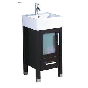 Govea Modern 18 Single Bathroom Vanity Set by Ivy Bronx