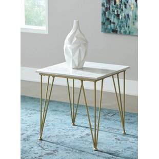 Savings Baggs End Table by Brayden Studio